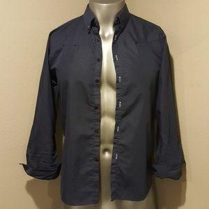 VSKA Mens Casual Shirt